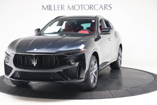 New 2020 Maserati Levante S Q4 GranSport for sale $103,585 at Maserati of Westport in Westport CT 06880 1