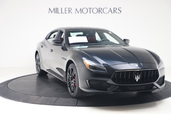 New 2020 Maserati Quattroporte S Q4 GranSport for sale $122,485 at Maserati of Westport in Westport CT 06880 10