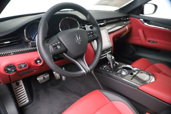New 2020 Maserati Quattroporte S Q4 GranSport for sale $122,485 at Maserati of Westport in Westport CT 06880 12