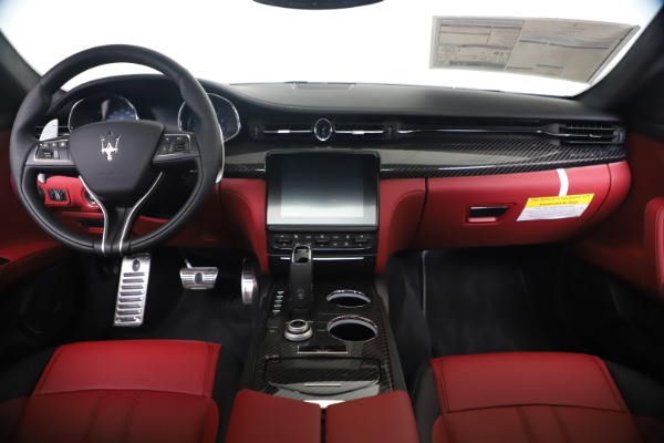 New 2020 Maserati Quattroporte S Q4 GranSport for sale $122,485 at Maserati of Westport in Westport CT 06880 15
