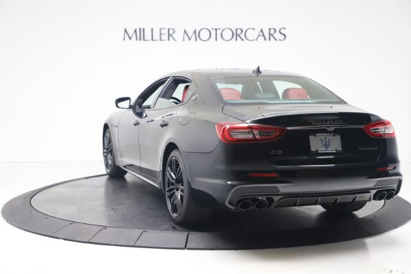 New 2020 Maserati Quattroporte S Q4 GranSport for sale $122,485 at Maserati of Westport in Westport CT 06880 5