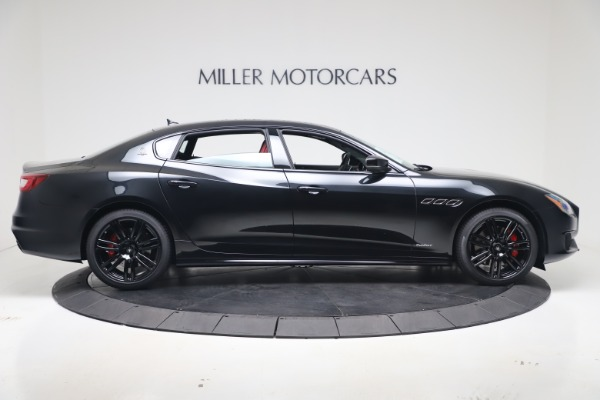 New 2020 Maserati Quattroporte S Q4 GranSport for sale $122,485 at Maserati of Westport in Westport CT 06880 8
