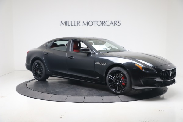 New 2020 Maserati Quattroporte S Q4 GranSport for sale $122,485 at Maserati of Westport in Westport CT 06880 9