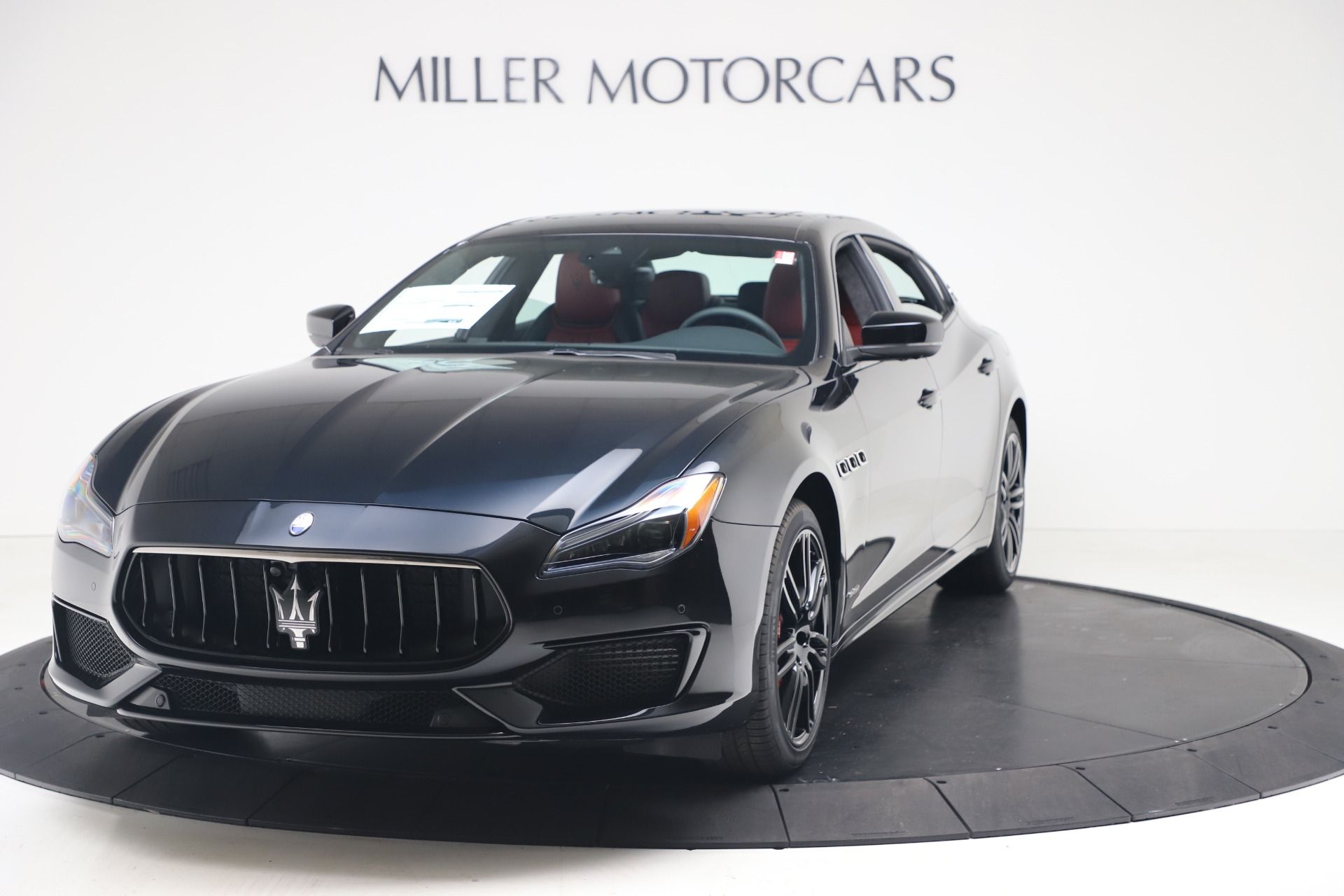 New 2020 Maserati Quattroporte S Q4 GranSport for sale $122,485 at Maserati of Westport in Westport CT 06880 1