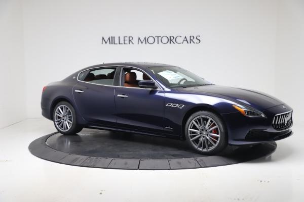 New 2020 Maserati Quattroporte S Q4 GranLusso for sale $117,935 at Maserati of Westport in Westport CT 06880 10