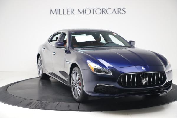 New 2020 Maserati Quattroporte S Q4 GranLusso for sale $117,935 at Maserati of Westport in Westport CT 06880 11