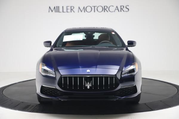New 2020 Maserati Quattroporte S Q4 GranLusso for sale $117,935 at Maserati of Westport in Westport CT 06880 12