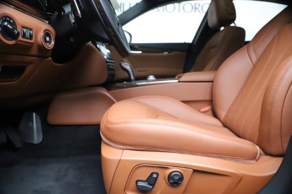New 2020 Maserati Quattroporte S Q4 GranLusso for sale $117,935 at Maserati of Westport in Westport CT 06880 14