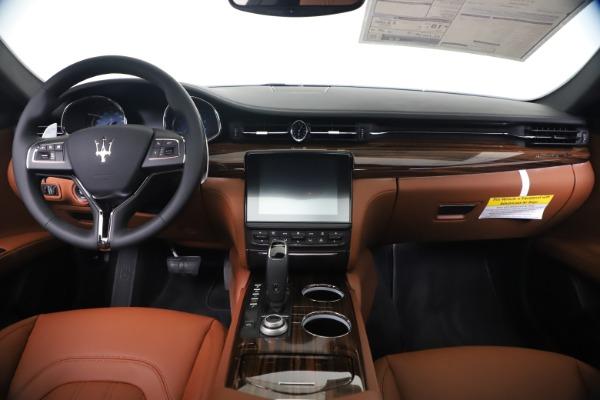 New 2020 Maserati Quattroporte S Q4 GranLusso for sale $117,935 at Maserati of Westport in Westport CT 06880 16