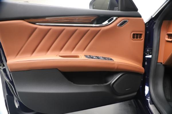 New 2020 Maserati Quattroporte S Q4 GranLusso for sale $117,935 at Maserati of Westport in Westport CT 06880 17