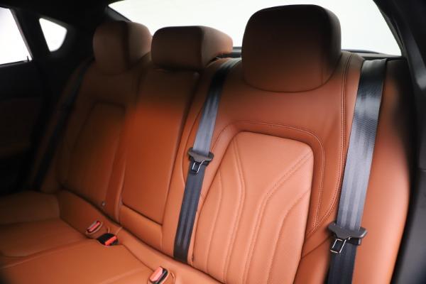 New 2020 Maserati Quattroporte S Q4 GranLusso for sale $117,935 at Maserati of Westport in Westport CT 06880 18