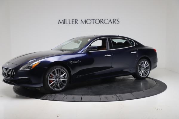 New 2020 Maserati Quattroporte S Q4 GranLusso for sale $117,935 at Maserati of Westport in Westport CT 06880 2