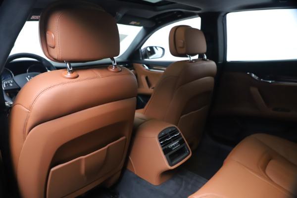 New 2020 Maserati Quattroporte S Q4 GranLusso for sale $117,935 at Maserati of Westport in Westport CT 06880 20