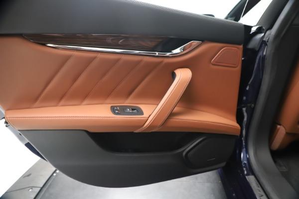 New 2020 Maserati Quattroporte S Q4 GranLusso for sale $117,935 at Maserati of Westport in Westport CT 06880 21