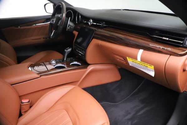 New 2020 Maserati Quattroporte S Q4 GranLusso for sale $117,935 at Maserati of Westport in Westport CT 06880 22