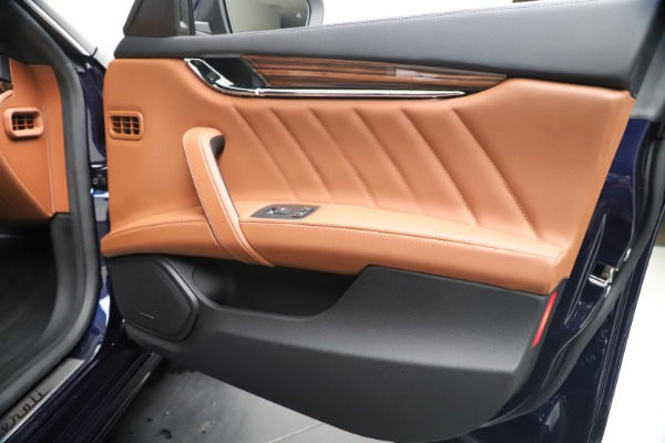 New 2020 Maserati Quattroporte S Q4 GranLusso for sale $117,935 at Maserati of Westport in Westport CT 06880 25