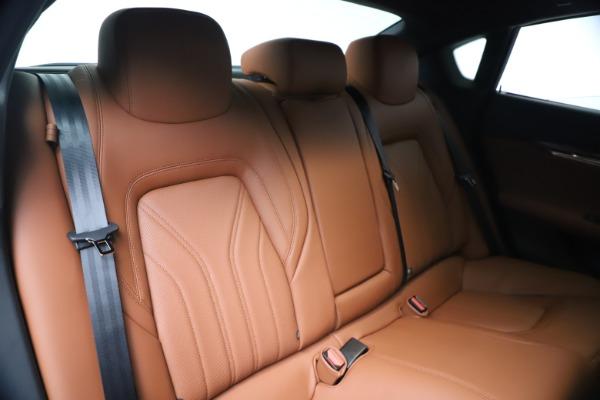 New 2020 Maserati Quattroporte S Q4 GranLusso for sale $117,935 at Maserati of Westport in Westport CT 06880 26