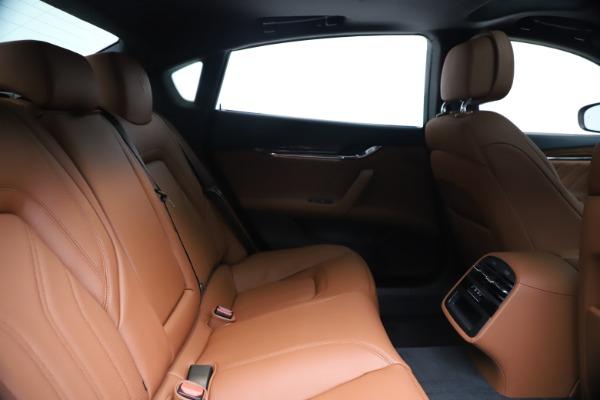 New 2020 Maserati Quattroporte S Q4 GranLusso for sale $117,935 at Maserati of Westport in Westport CT 06880 27