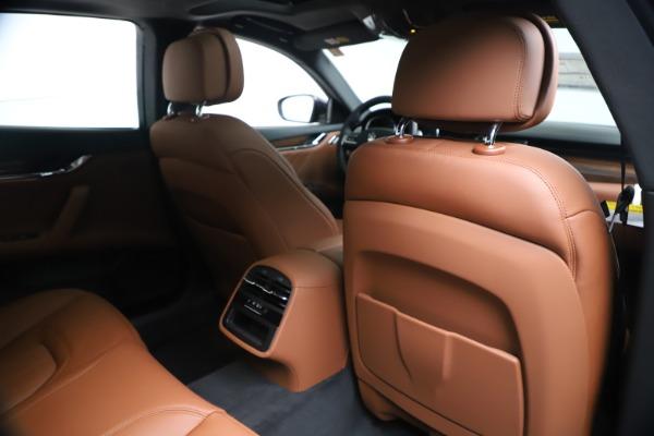 New 2020 Maserati Quattroporte S Q4 GranLusso for sale $117,935 at Maserati of Westport in Westport CT 06880 28
