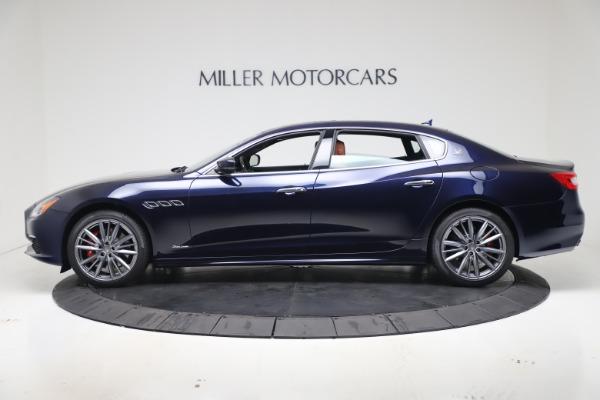 New 2020 Maserati Quattroporte S Q4 GranLusso for sale $117,935 at Maserati of Westport in Westport CT 06880 3