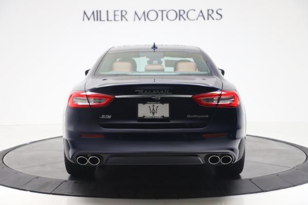New 2020 Maserati Quattroporte S Q4 GranLusso for sale $117,935 at Maserati of Westport in Westport CT 06880 6