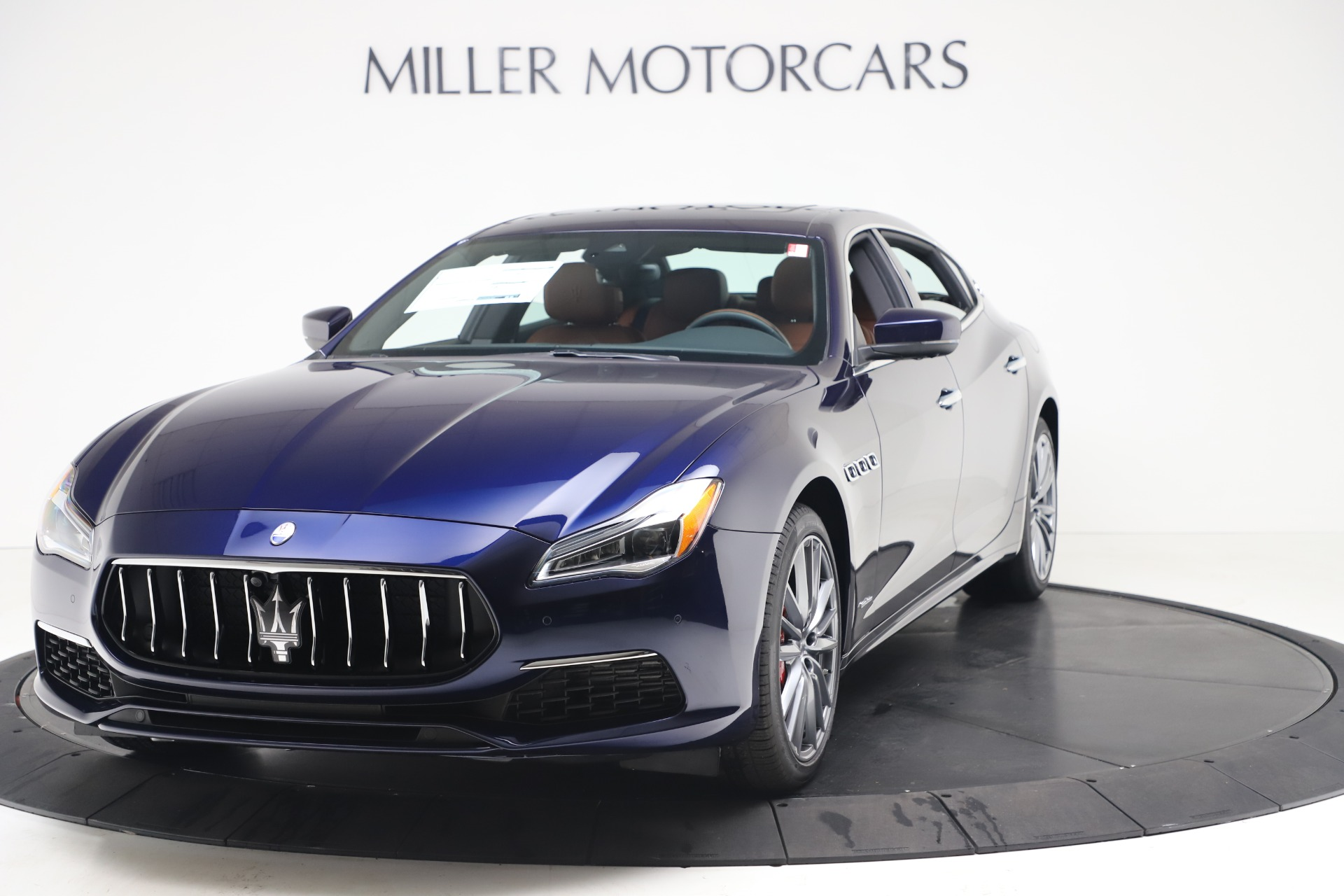 New 2020 Maserati Quattroporte S Q4 GranLusso for sale $117,935 at Maserati of Westport in Westport CT 06880 1