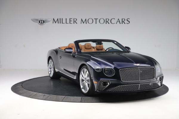 New 2020 Bentley Continental GTC W12 for sale $292,575 at Maserati of Westport in Westport CT 06880 11