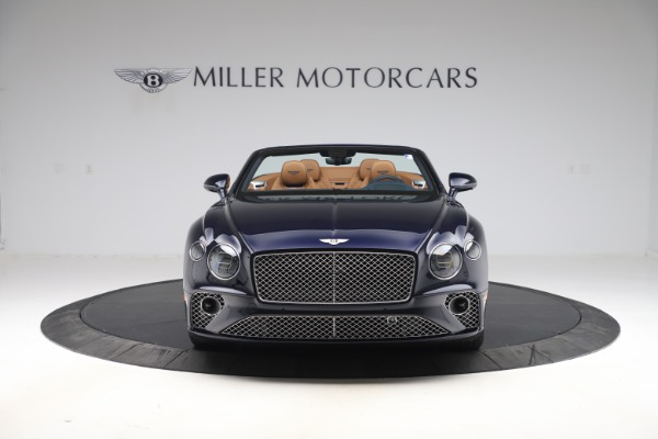 New 2020 Bentley Continental GTC W12 for sale $292,575 at Maserati of Westport in Westport CT 06880 12