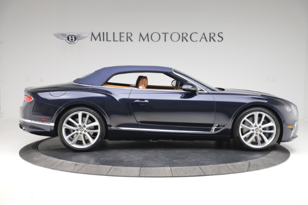 New 2020 Bentley Continental GTC W12 for sale $292,575 at Maserati of Westport in Westport CT 06880 18