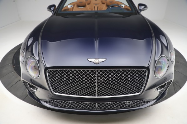 New 2020 Bentley Continental GTC W12 for sale $292,575 at Maserati of Westport in Westport CT 06880 19
