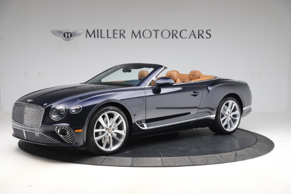 New 2020 Bentley Continental GTC W12 for sale $292,575 at Maserati of Westport in Westport CT 06880 2
