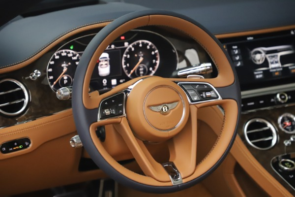 New 2020 Bentley Continental GTC W12 for sale $292,575 at Maserati of Westport in Westport CT 06880 27