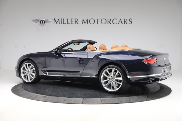 New 2020 Bentley Continental GTC W12 for sale $292,575 at Maserati of Westport in Westport CT 06880 4