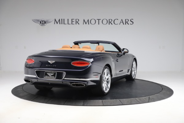 New 2020 Bentley Continental GTC W12 for sale $292,575 at Maserati of Westport in Westport CT 06880 7