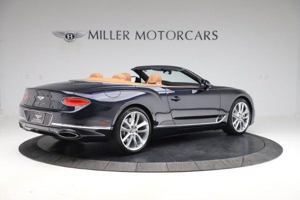 New 2020 Bentley Continental GTC W12 for sale $292,575 at Maserati of Westport in Westport CT 06880 8