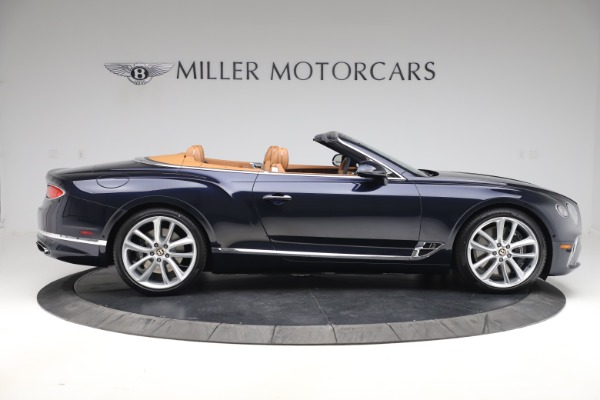 New 2020 Bentley Continental GTC W12 for sale $292,575 at Maserati of Westport in Westport CT 06880 9