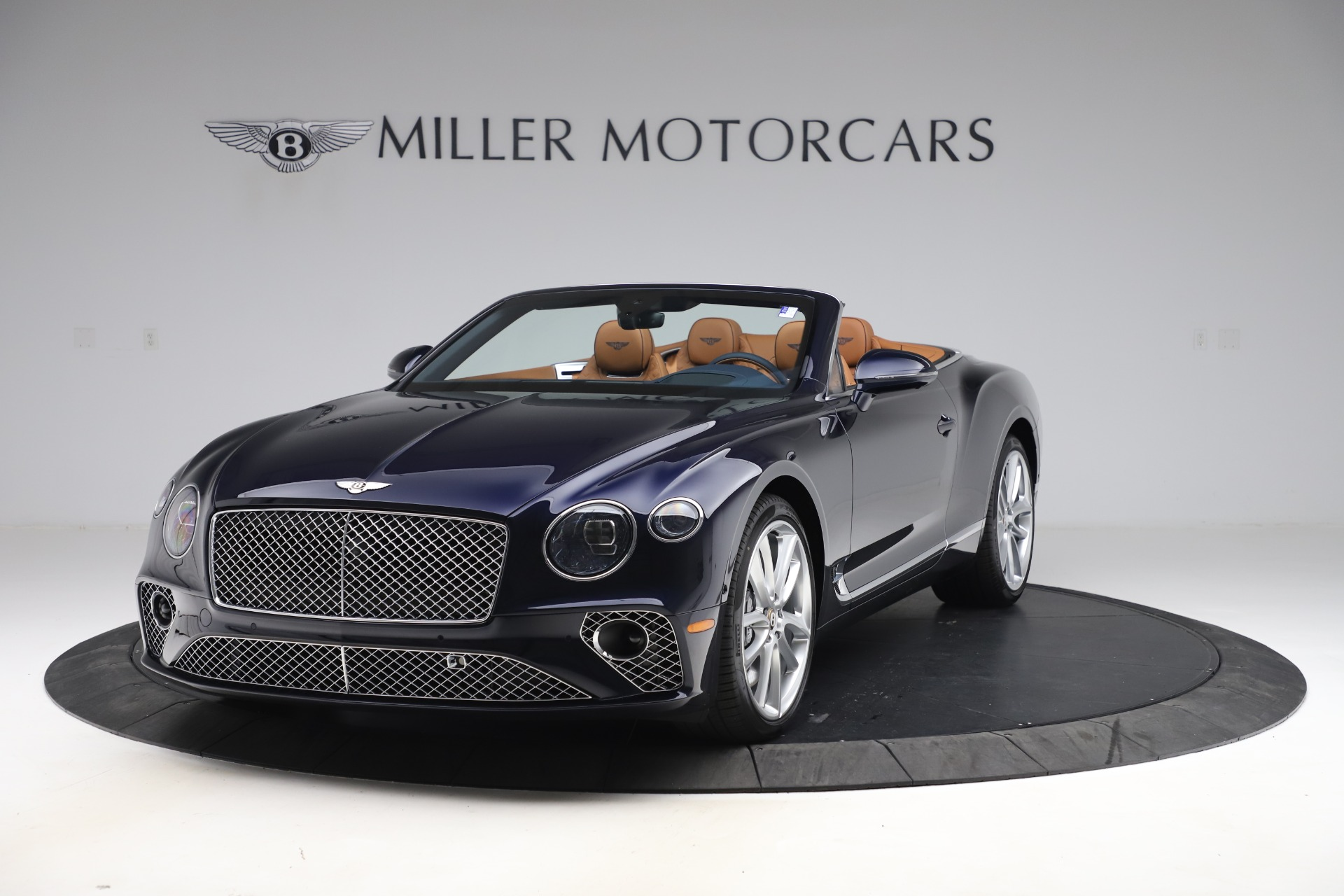 New 2020 Bentley Continental GTC W12 for sale $292,575 at Maserati of Westport in Westport CT 06880 1