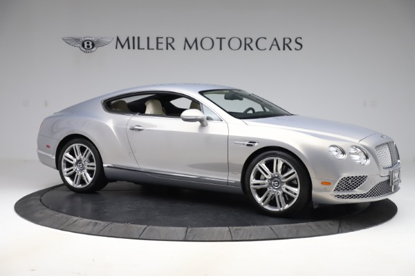 New 2016 Bentley Continental GT W12 for sale $128,900 at Maserati of Westport in Westport CT 06880 10