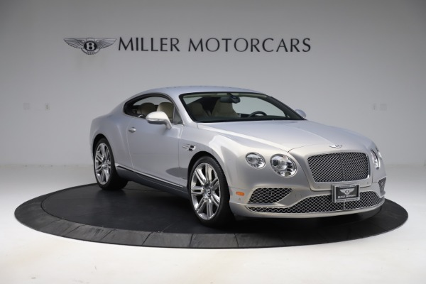 New 2016 Bentley Continental GT W12 for sale $128,900 at Maserati of Westport in Westport CT 06880 11