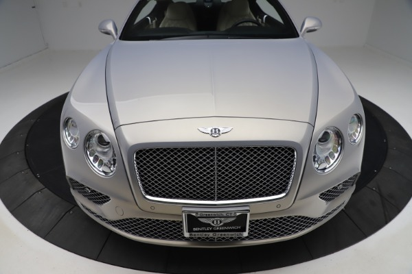 New 2016 Bentley Continental GT W12 for sale $128,900 at Maserati of Westport in Westport CT 06880 13