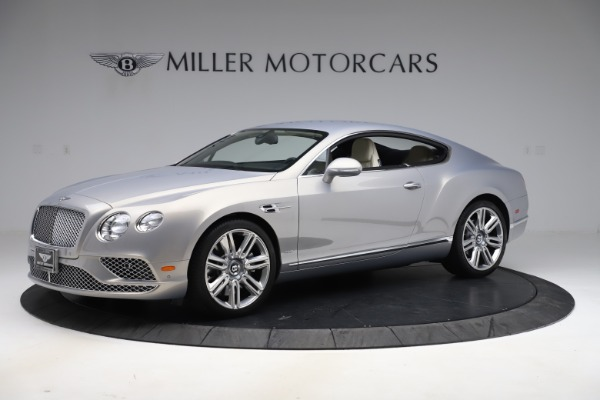 New 2016 Bentley Continental GT W12 for sale $128,900 at Maserati of Westport in Westport CT 06880 2