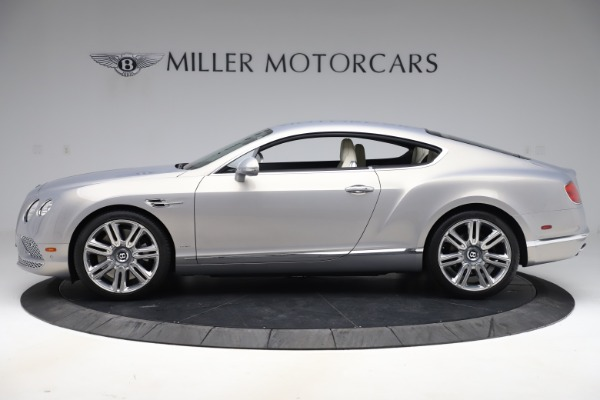 New 2016 Bentley Continental GT W12 for sale $128,900 at Maserati of Westport in Westport CT 06880 3