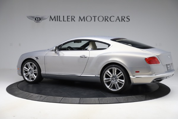 New 2016 Bentley Continental GT W12 for sale $128,900 at Maserati of Westport in Westport CT 06880 4