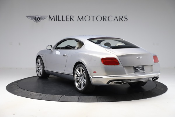 New 2016 Bentley Continental GT W12 for sale $128,900 at Maserati of Westport in Westport CT 06880 5