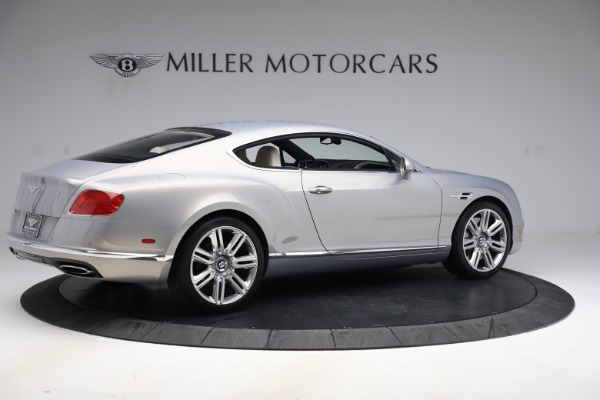 New 2016 Bentley Continental GT W12 for sale $128,900 at Maserati of Westport in Westport CT 06880 8