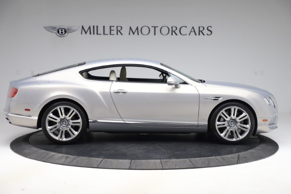 New 2016 Bentley Continental GT W12 for sale $128,900 at Maserati of Westport in Westport CT 06880 9