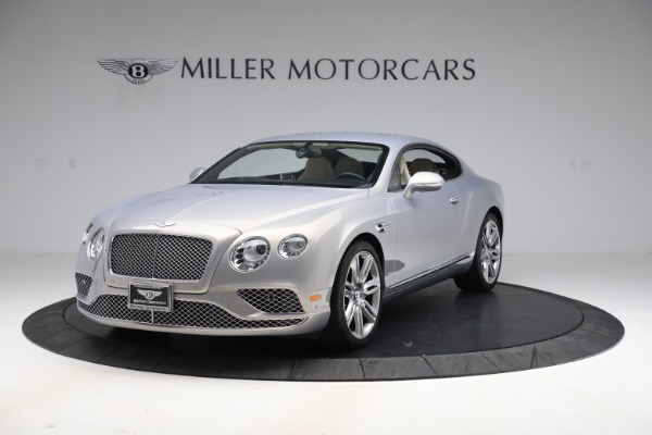 New 2016 Bentley Continental GT W12 for sale $128,900 at Maserati of Westport in Westport CT 06880 1