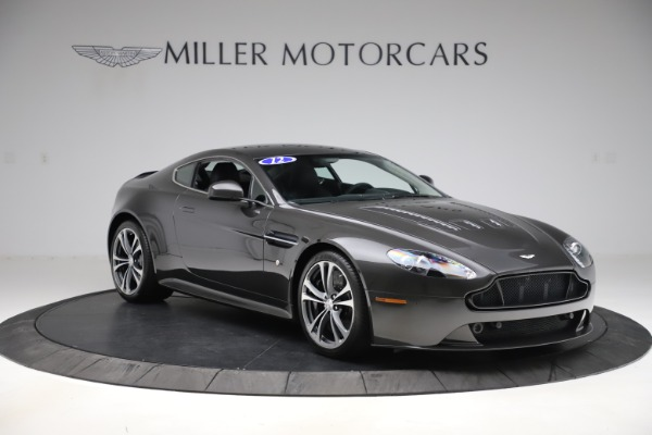 Used 2012 Aston Martin V12 Vantage Coupe for sale $115,900 at Maserati of Westport in Westport CT 06880 10
