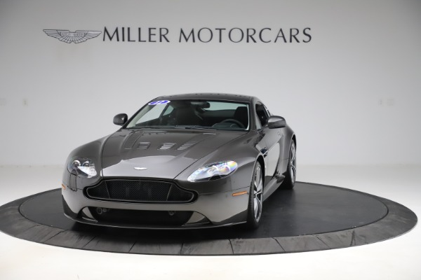 Used 2012 Aston Martin V12 Vantage Coupe for sale $115,900 at Maserati of Westport in Westport CT 06880 12