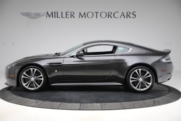 Used 2012 Aston Martin V12 Vantage Coupe for sale $115,900 at Maserati of Westport in Westport CT 06880 2